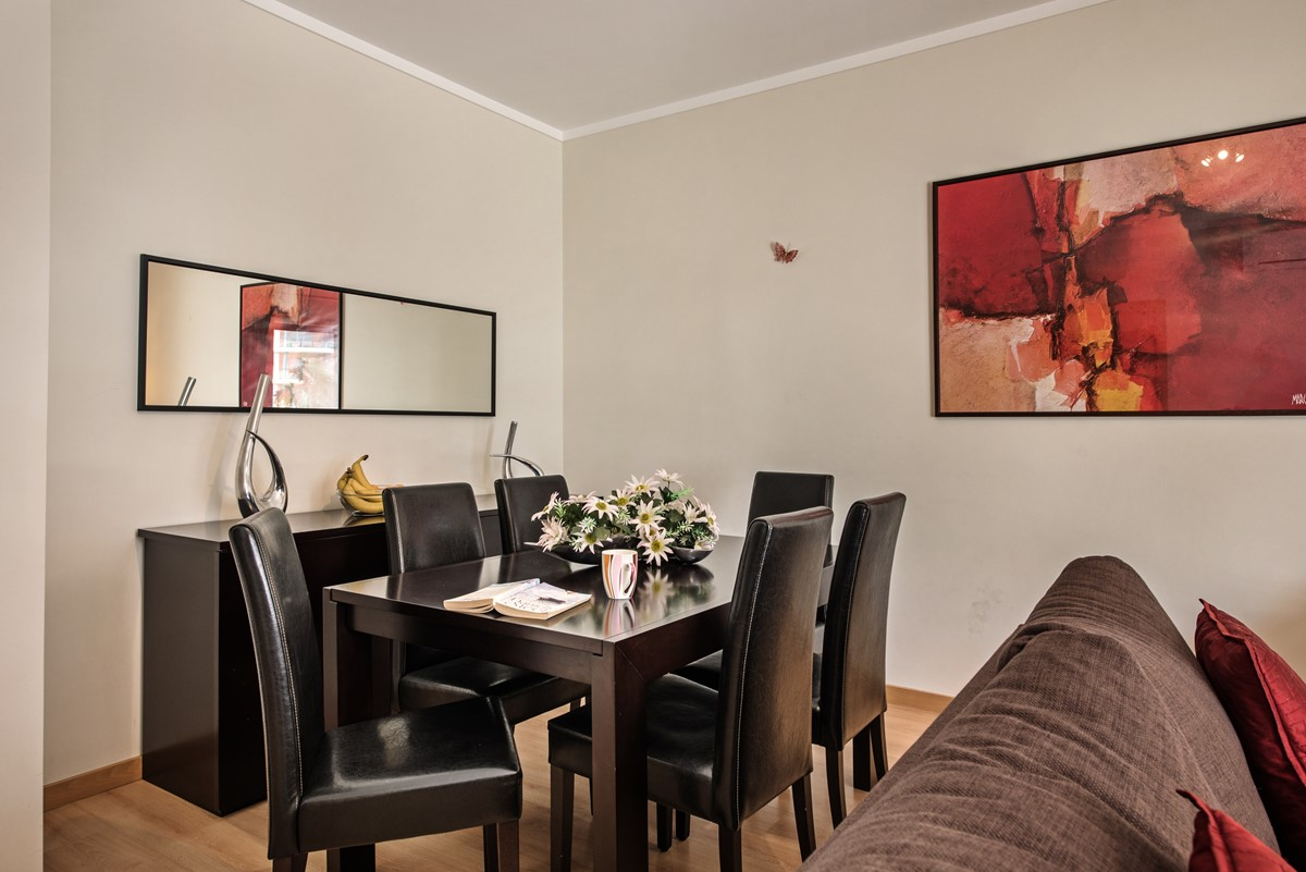 Super Dining Space at our 2 bedroom Apartment
