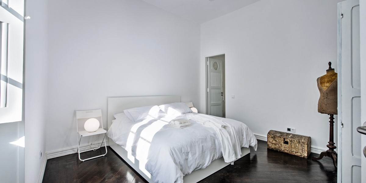 Relax in the Master Bedroom