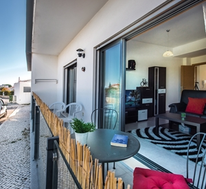 Apartment Fuselo, Fabulous 2 bed apartment on a very small complex with air con, shared pool and WIFI.