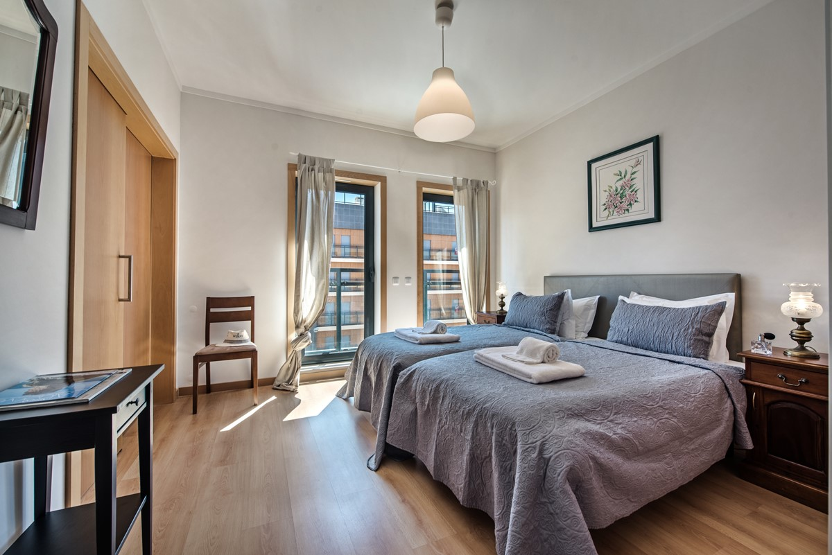 Delightful Master Bedroom in our 2 bedroom apartment