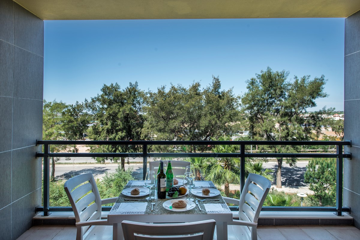 Enjoy the Algarve sunshine on your own private terrace