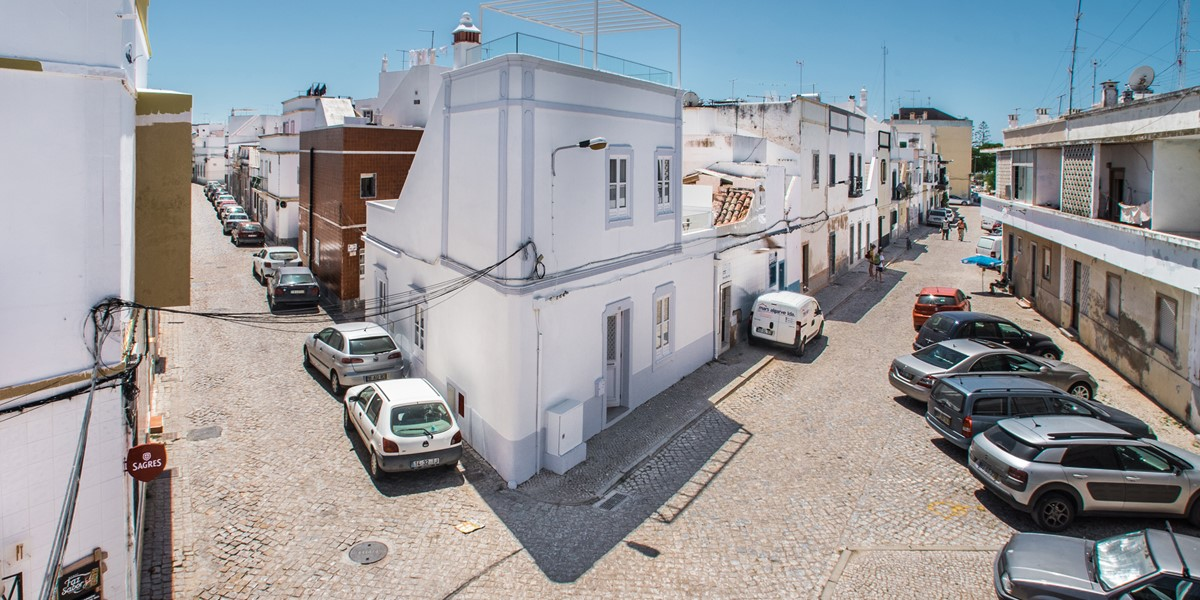 Looking across at Casa Limoncello, 3 bedroom townhouse