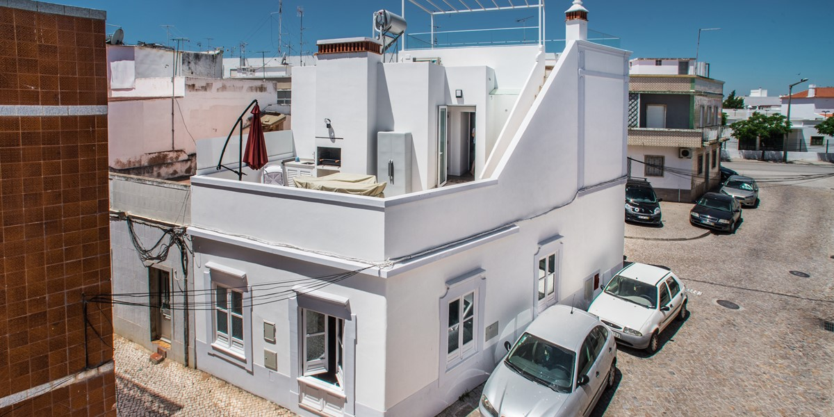 Our simply fabulous 3 bedroom renovated townhouse in the heart of Olhao