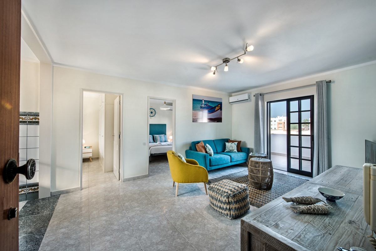 Living Space At Our City Centre Pad