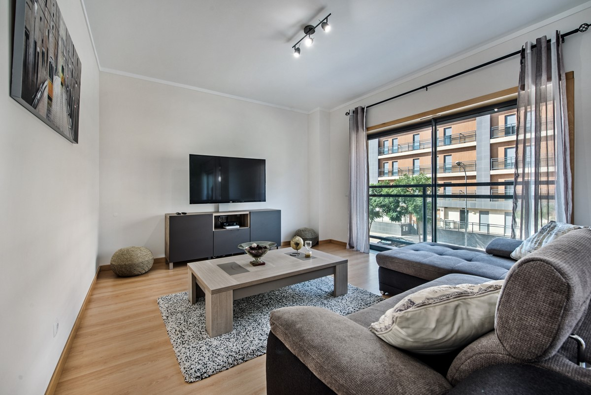 Comfortable Living Space With WIFI And Air Conditioning