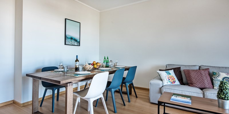 Dining Is Style At Apartment Rossio