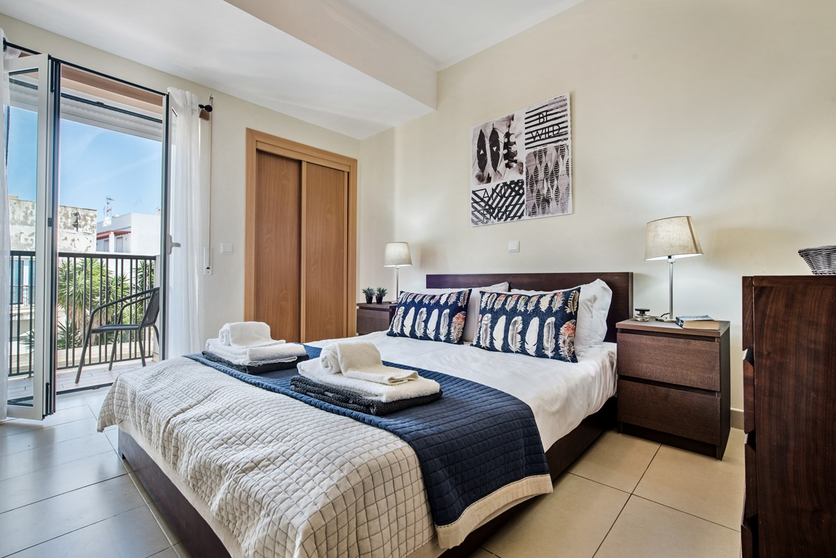 The Stunning Master Bedroom At Cabanas Beach Club By Marsalagarve