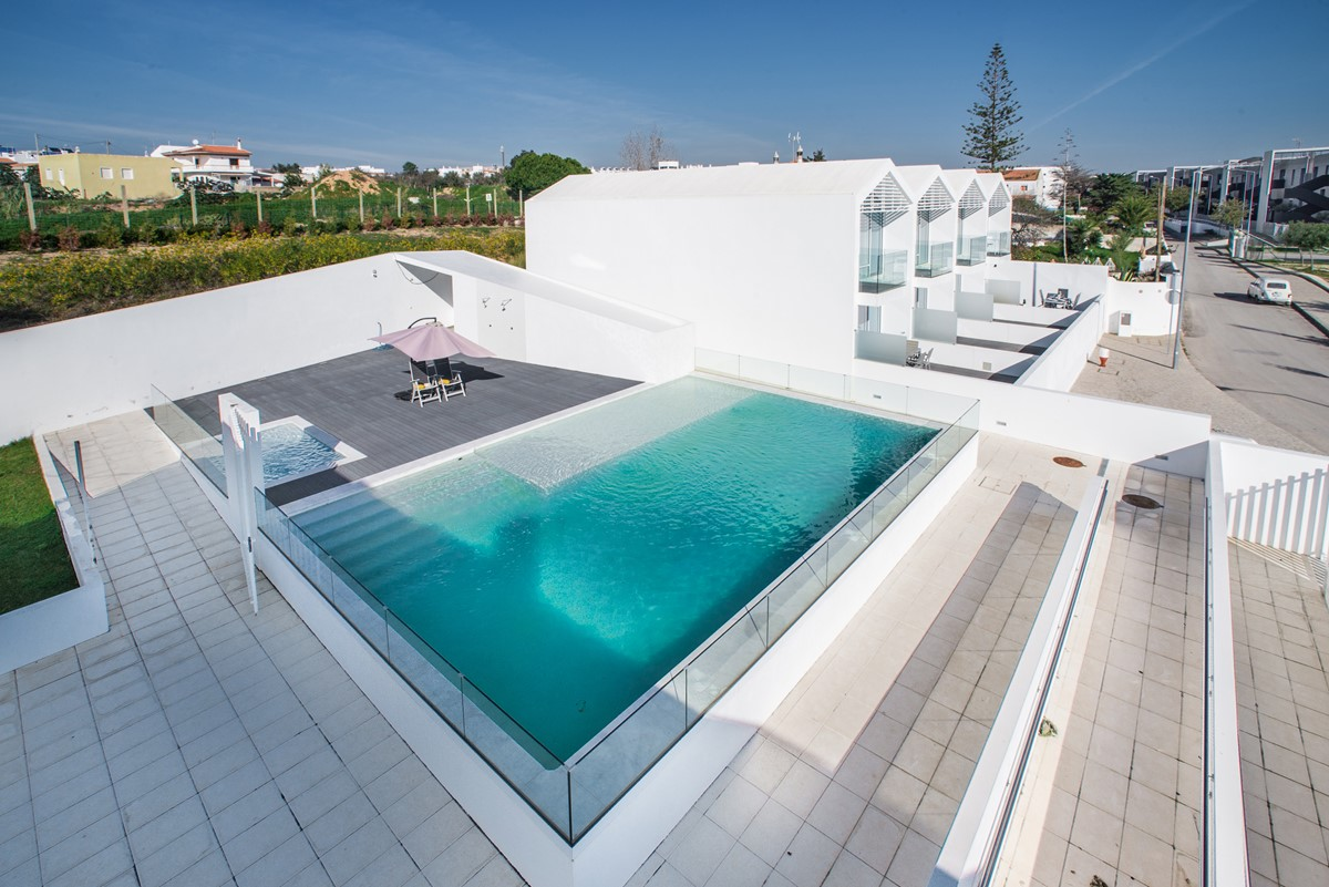 A Great Pool To Share At Our 3 Bedroom Villa