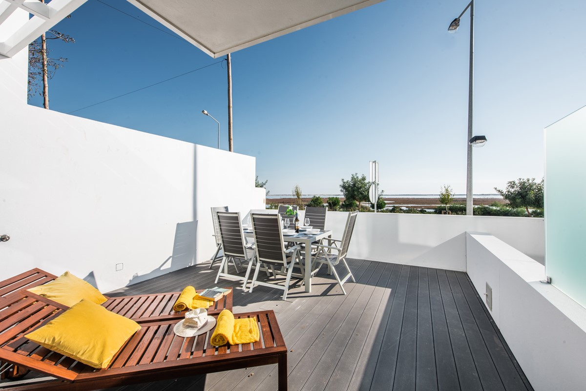 A Lovley Private Terrace At Our 3 Bedroom Villa