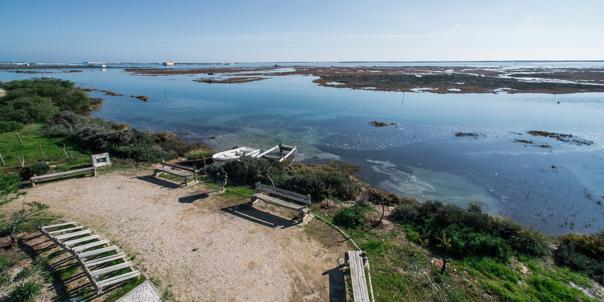 The Ever Changing Tides Of The Ria Formosa