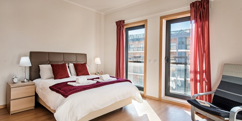 Double Room In Our 2 Bedroom Apartment At Marina Village
