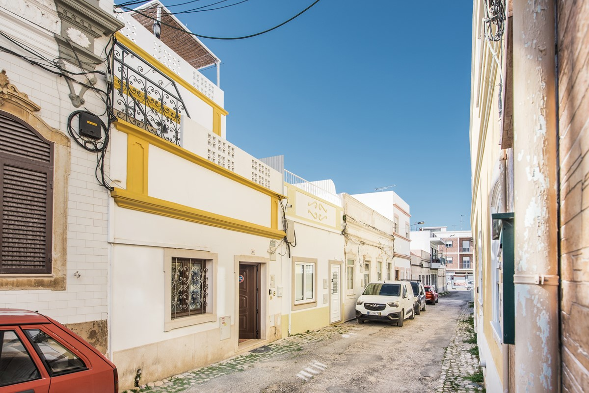Based Right In The Heart Of Olhao
