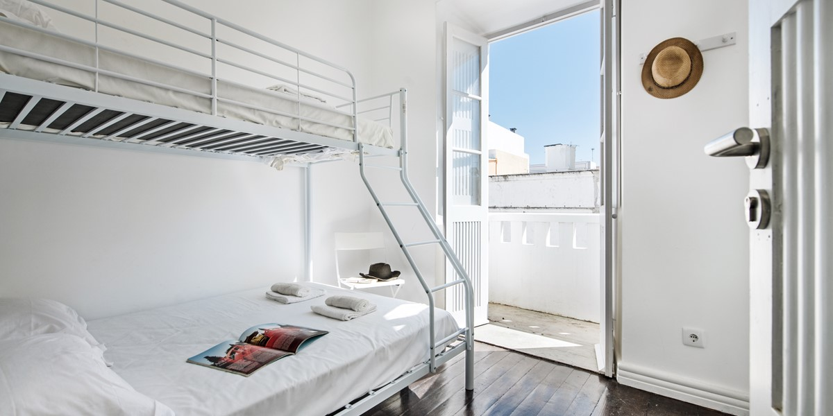 The Twin Bunk Beds Room Perfect For Little Ones