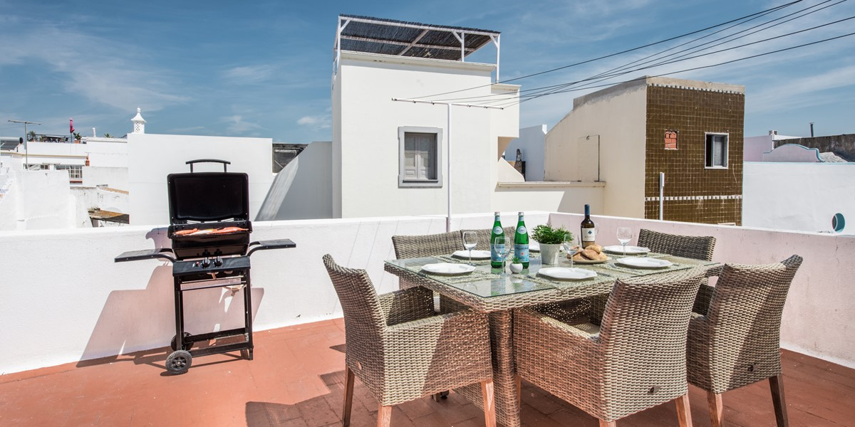 Enjoy Some Local Fresh Food On The Roof Terrace