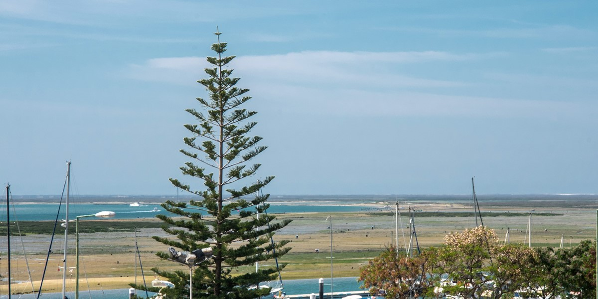 Marina And Sea Views Form Our Wonderful Holiday Home