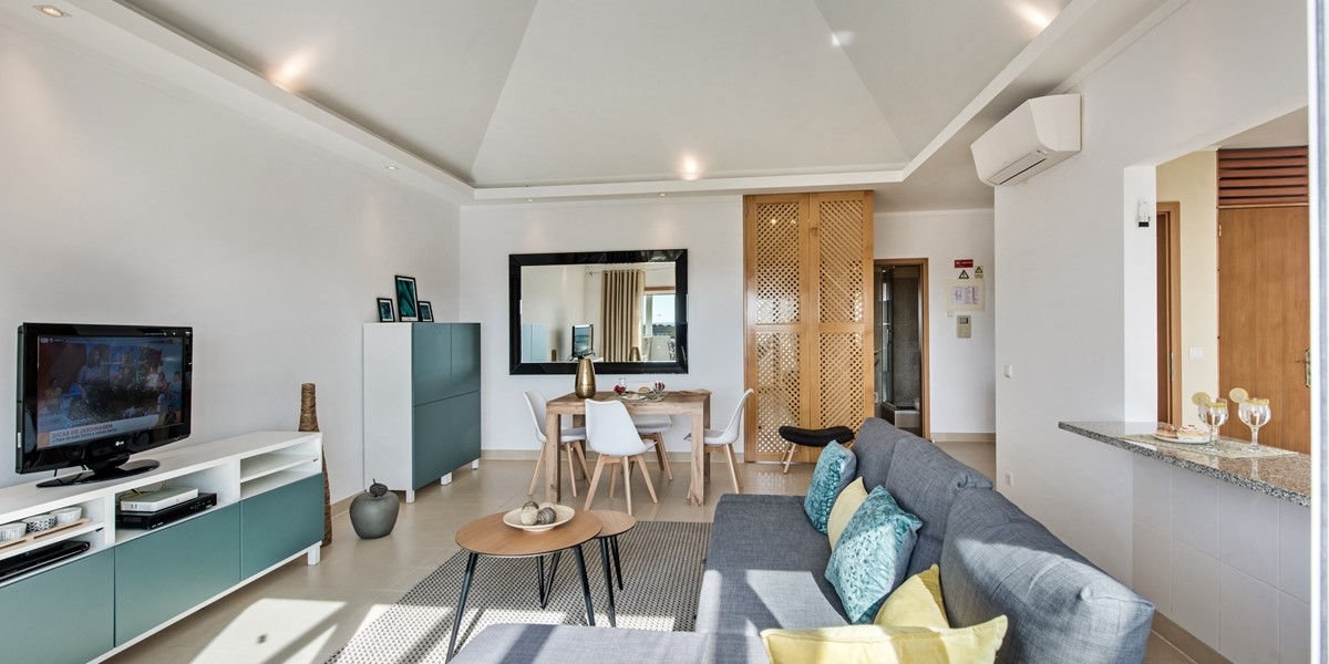 A Fantastic Living Space In An Open Plan Style