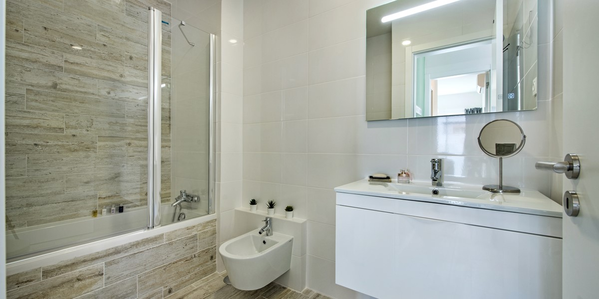 The  Bathroom Modern Smart Stylish