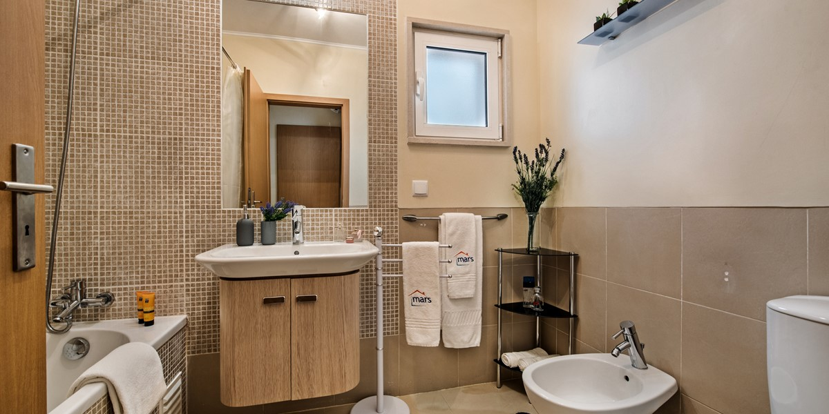 The Full Ensuite Bathroom Is A Super Luxury Especially With A Bath