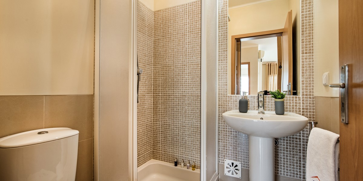 The Shared Bathroom Beautifully Styled