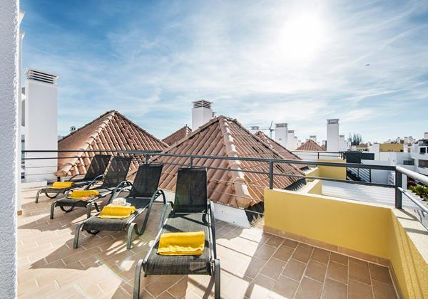 Enjoy Summer Living With You Own Private Roof Terrace