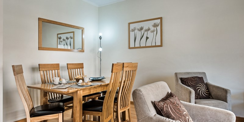 A Perfect Dining Space For Everyone To Enjoy