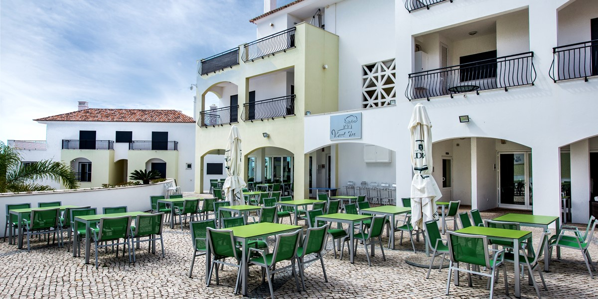 O Pomar Holiday Village restaurants