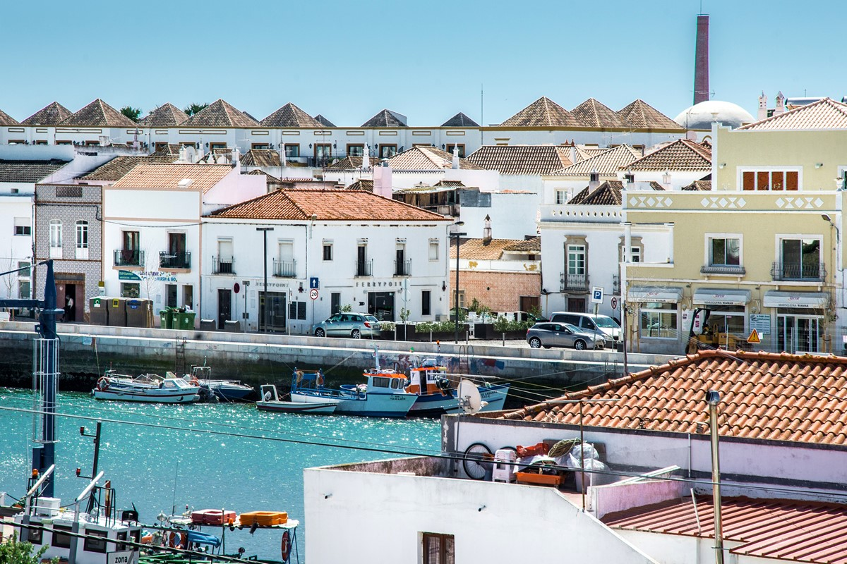 Tavira the old roman city a beautiful place to relax and enjoy