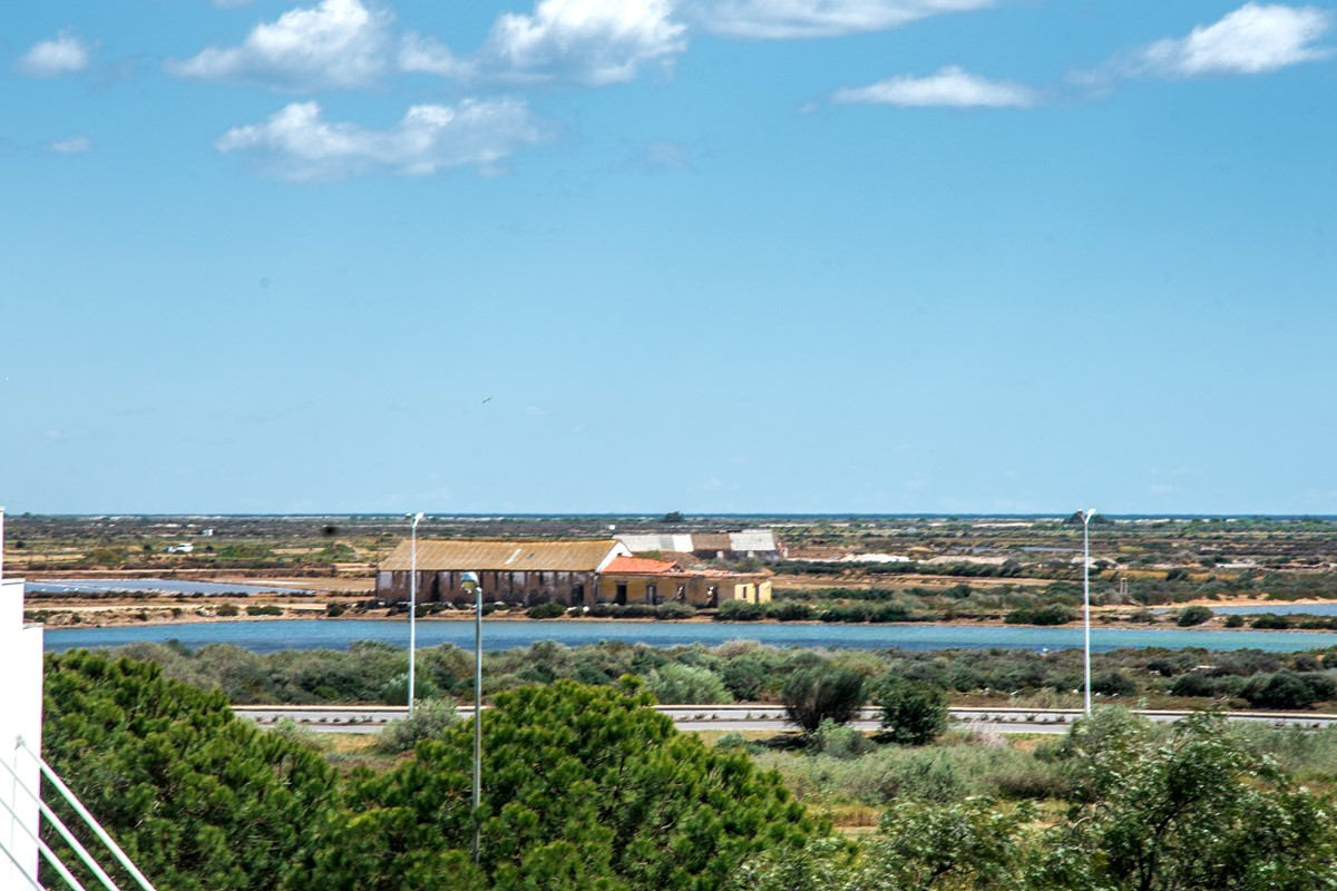 You can just about see Tavira island!