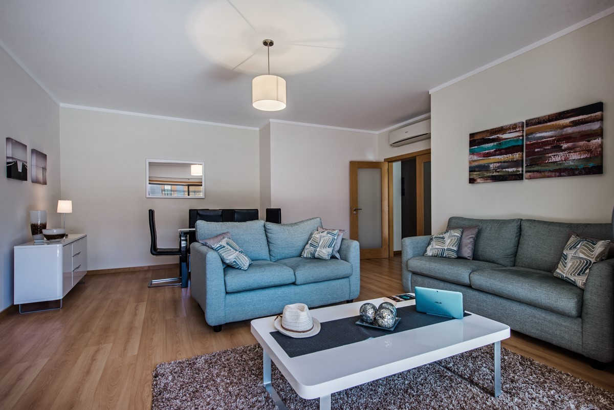 Fabulous living space at our gorgeous 3 bedroom apartment