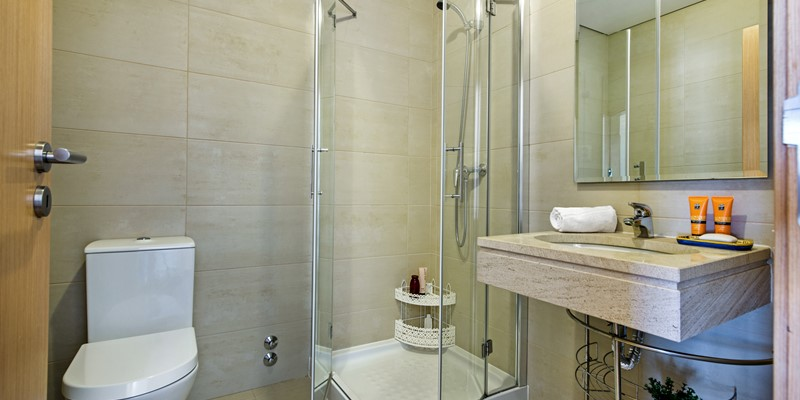 Family shower suited for the twin bedroom.jpg